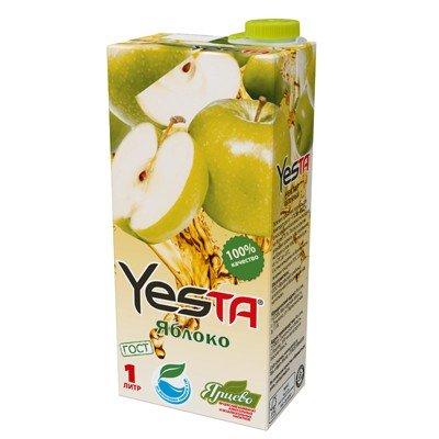 Нектар Yesta Яблочный 1л