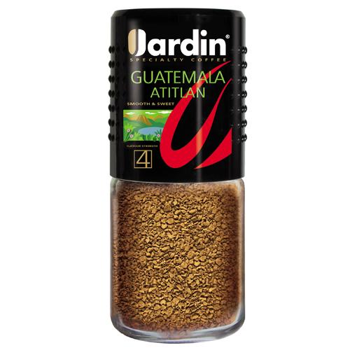 Кофе Жардин Guatemala Atitlan ст/б 95гр