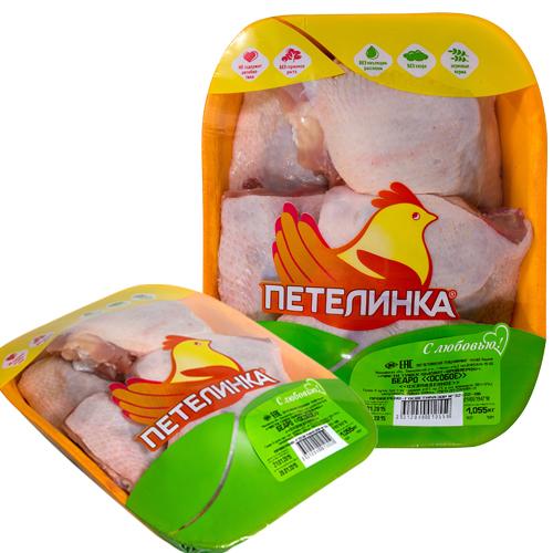 Бедро особое «Петелинка» охлажденное на подложке 1 кг