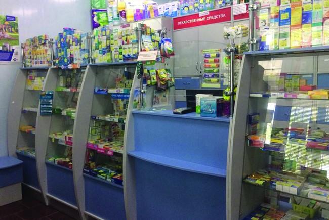 Аптечный пункт #2 (с. Новопетровское)