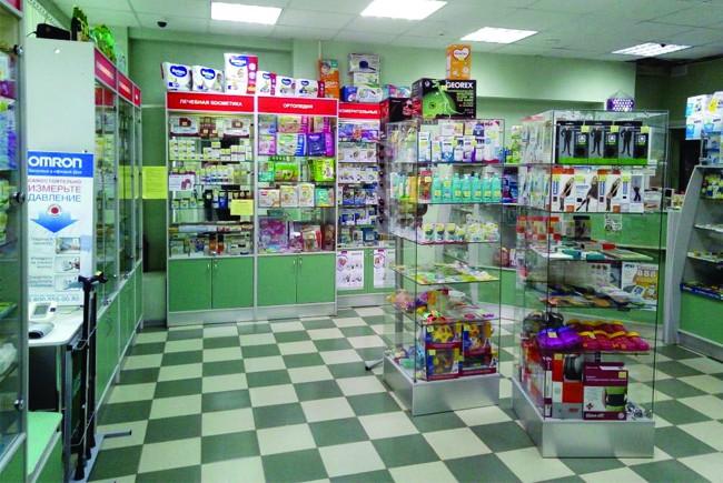 Аптека #6 (п. Первомайский)