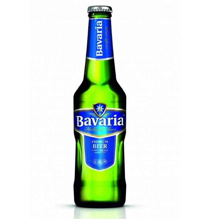 Пиво «Бавария» Премиум 0,45л. Ст/б