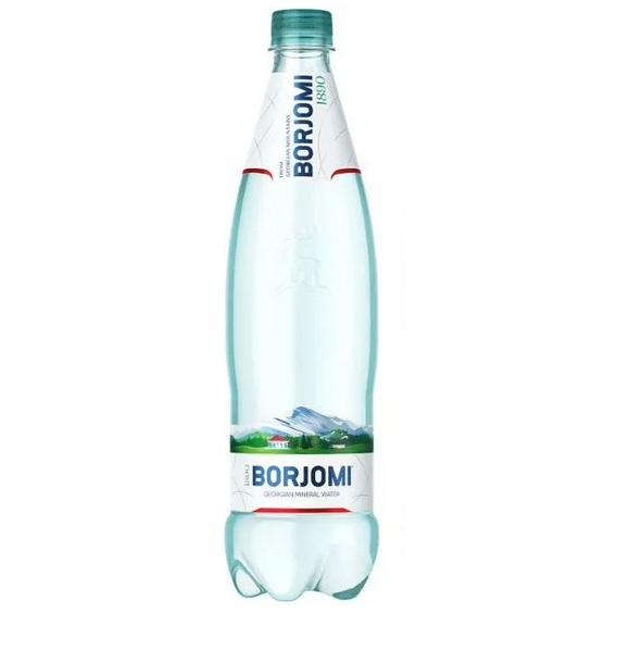 Вода «Боржоми» 0,5л пл/б