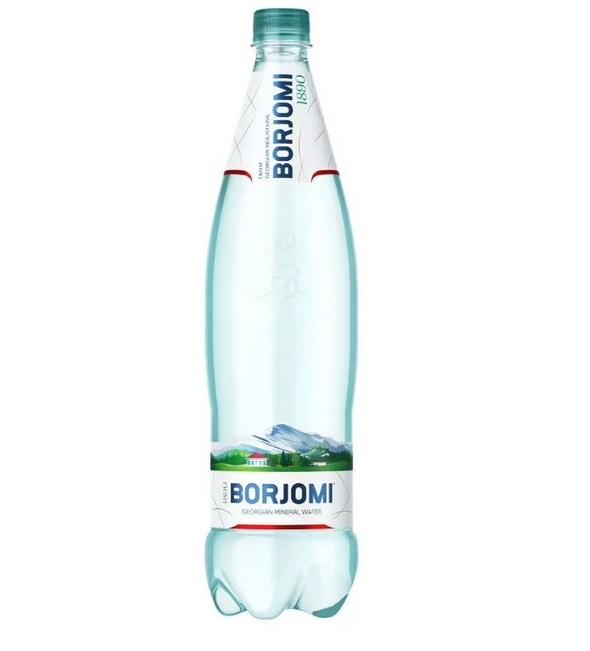 Вода «Боржоми» 0,75л пл/б