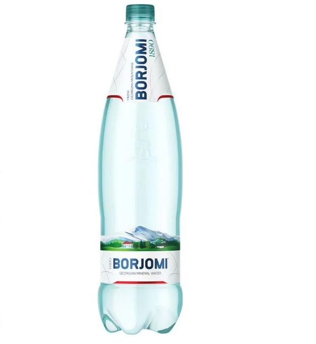 Вода «Боржоми» 1,25л пл/б