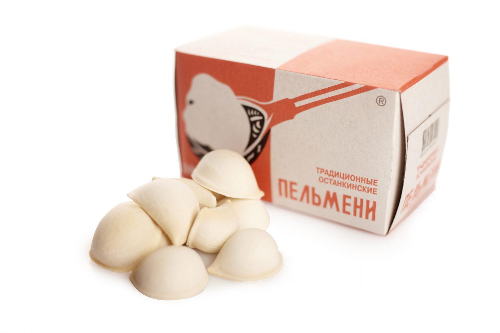 Пельмени традиционные 0,5  кг