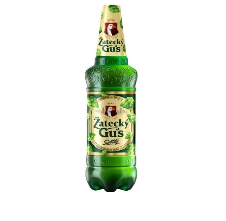 Пиво «Жатецкий гусь» 1,35л