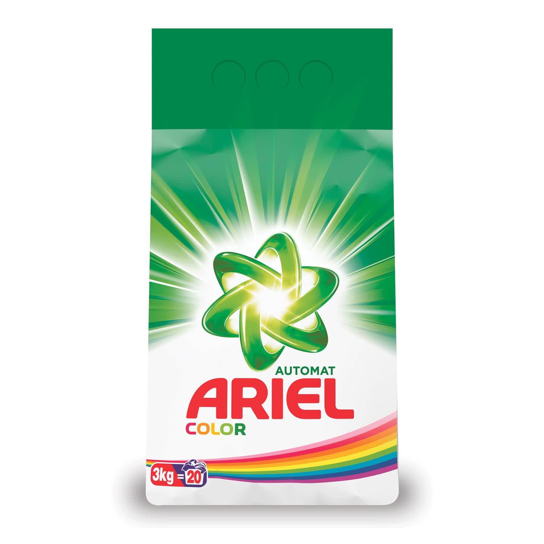 Порошок « ARIEL» авт.  3 кг колор