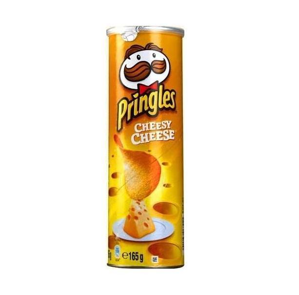 Чипсы  «Принглз» 165 г.-Сыр