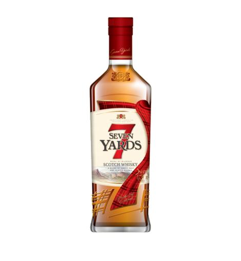 Виски «Seven Yards» 0,7л