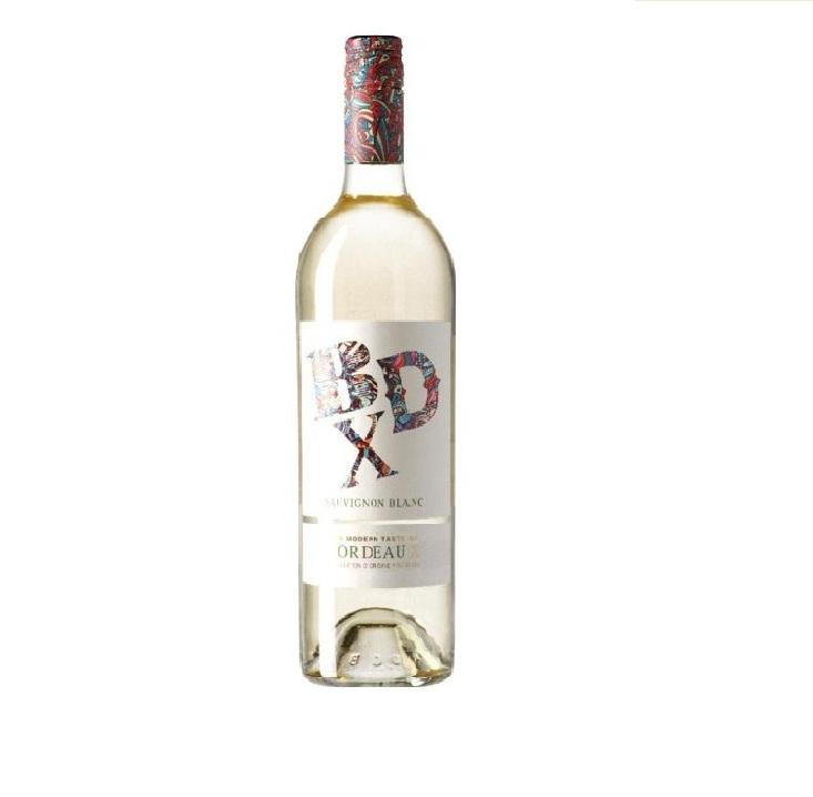 Вино БД «Икс Совеньон Блан»   рег. Бордо бел/сух 0,75л