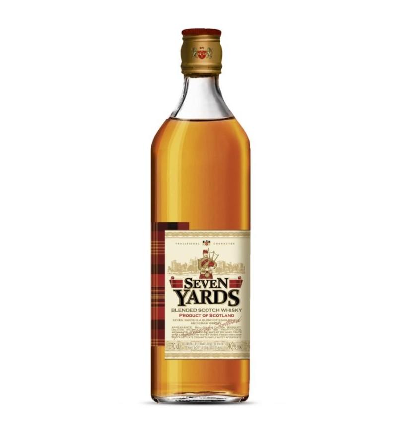 Виски «Севен Ярдс» 0,7л.