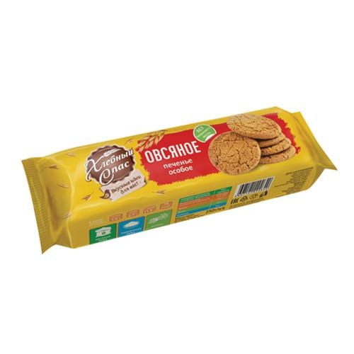 Печенье овсяное особое 250гр