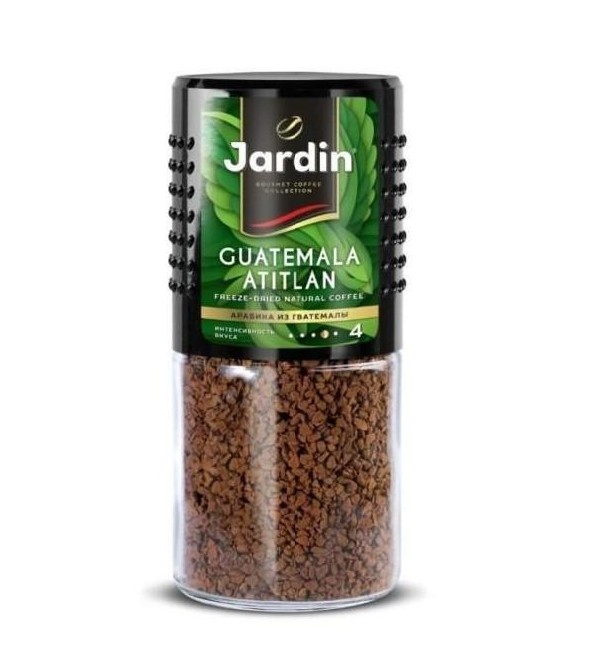 Кофе Жардин Гватемала Атитлан 95гр. Ст/б