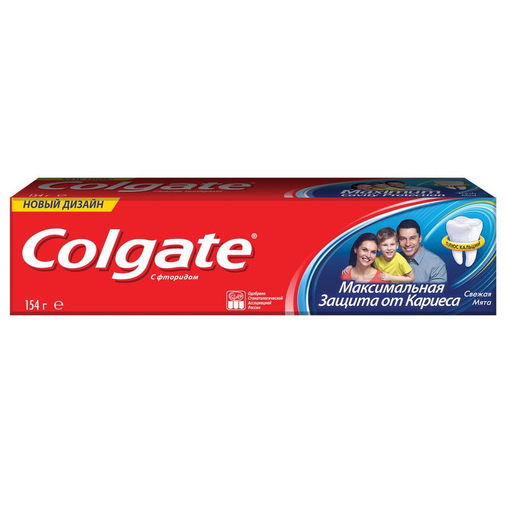 COLGATE Зубная паста, Макс  Свежая Мята,100мл
