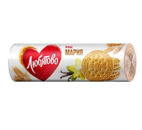 Печенье «Любятово» Мария 180г