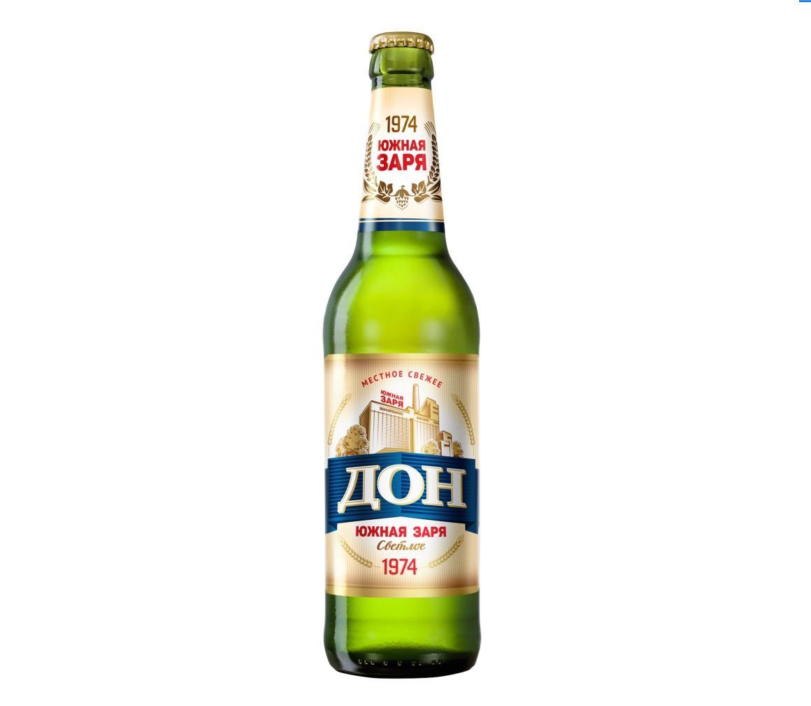 Пиво Дон, ст/б 0,45