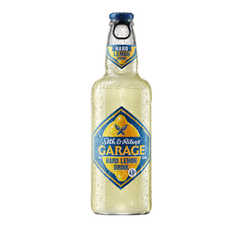 Пиво «Гараж» лимон  ст/б