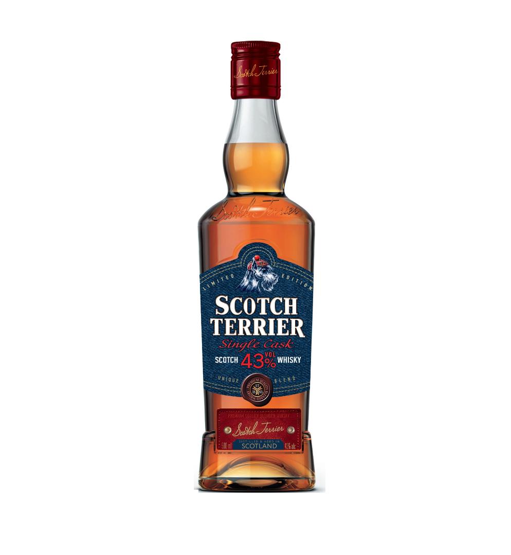 Виски Scotch Terrier 0,5л