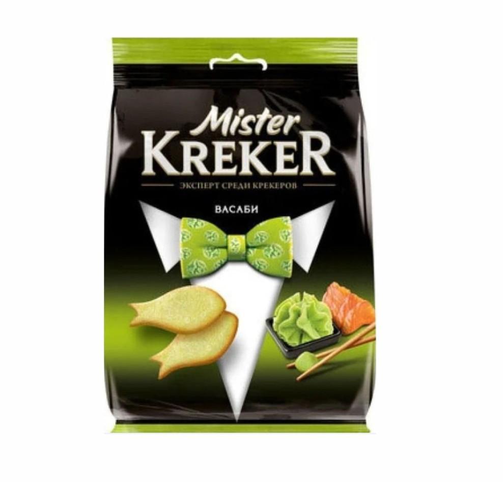 Mister Kreker  1/90  —  со вкусом васаби