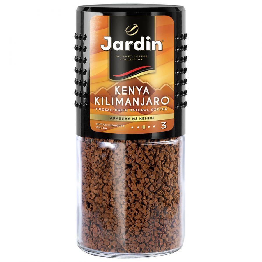 Кофе Жардин «Кения Килиманджаро» 95гр. Ст/б